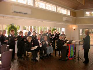 The Mid Cape Chorus Choraliers